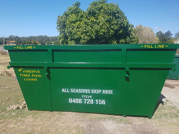All Seasons Skip Bin Hire Yatala